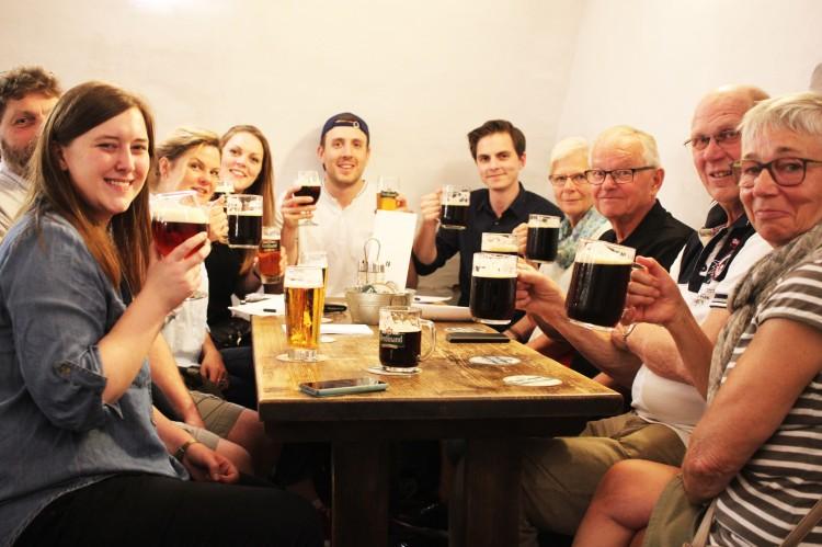 The Mala Strana Beer Tasting Tour