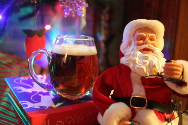 The History of Christmas Beer