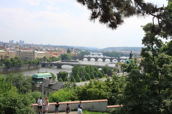 DIY Beer Tour: Prague's Spectacular Views & Microbrews