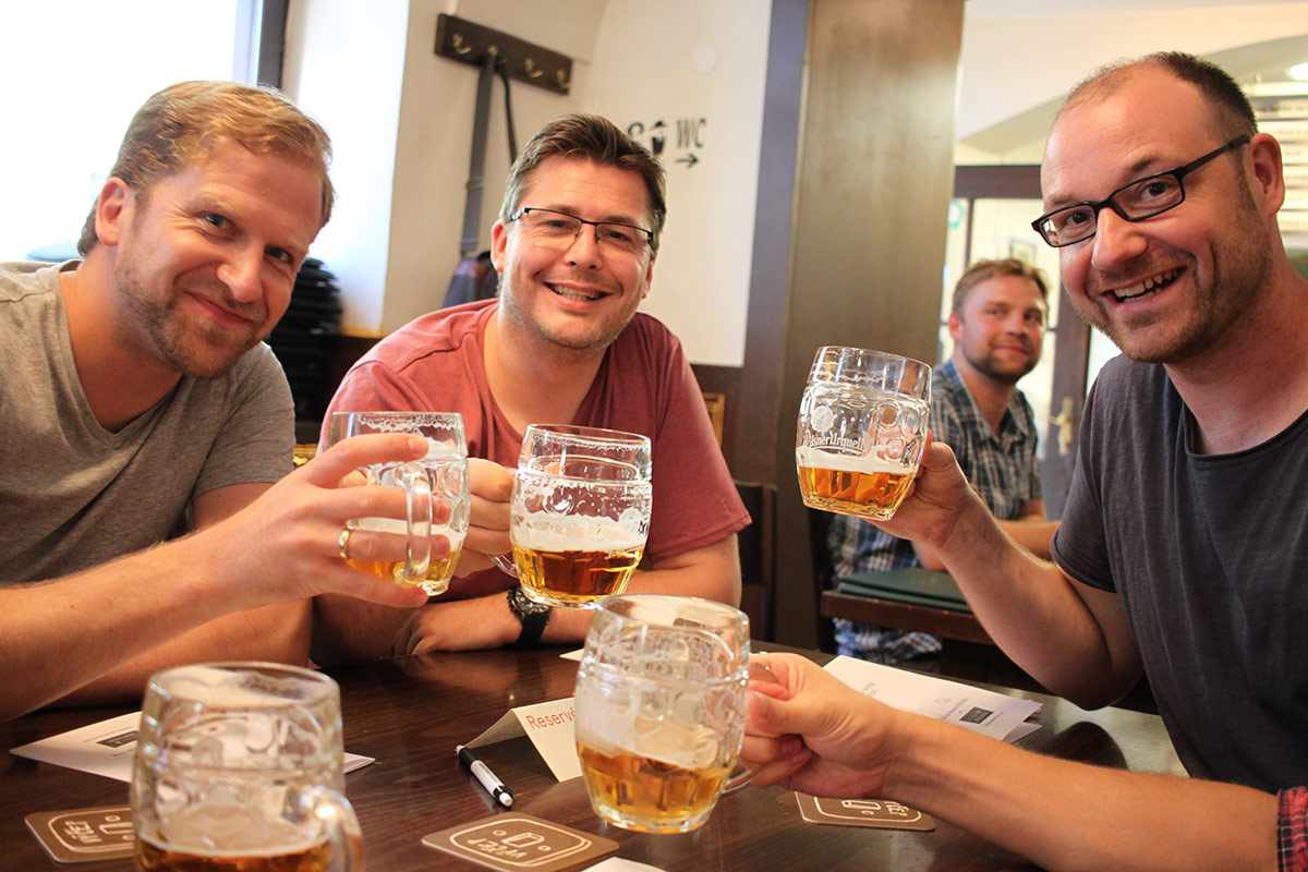 The Mala Strana Beer Tasting Tour