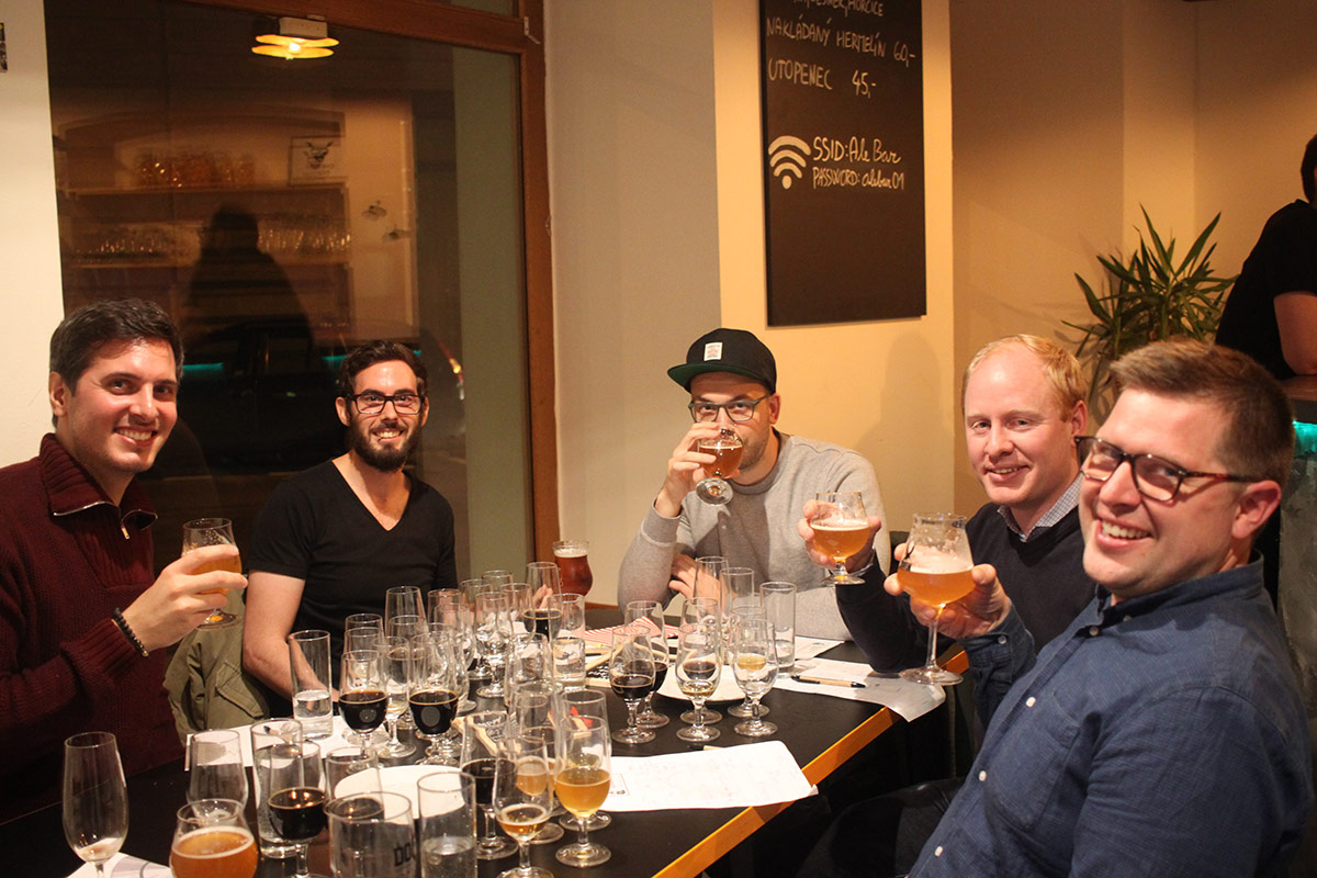 Beer Events - December