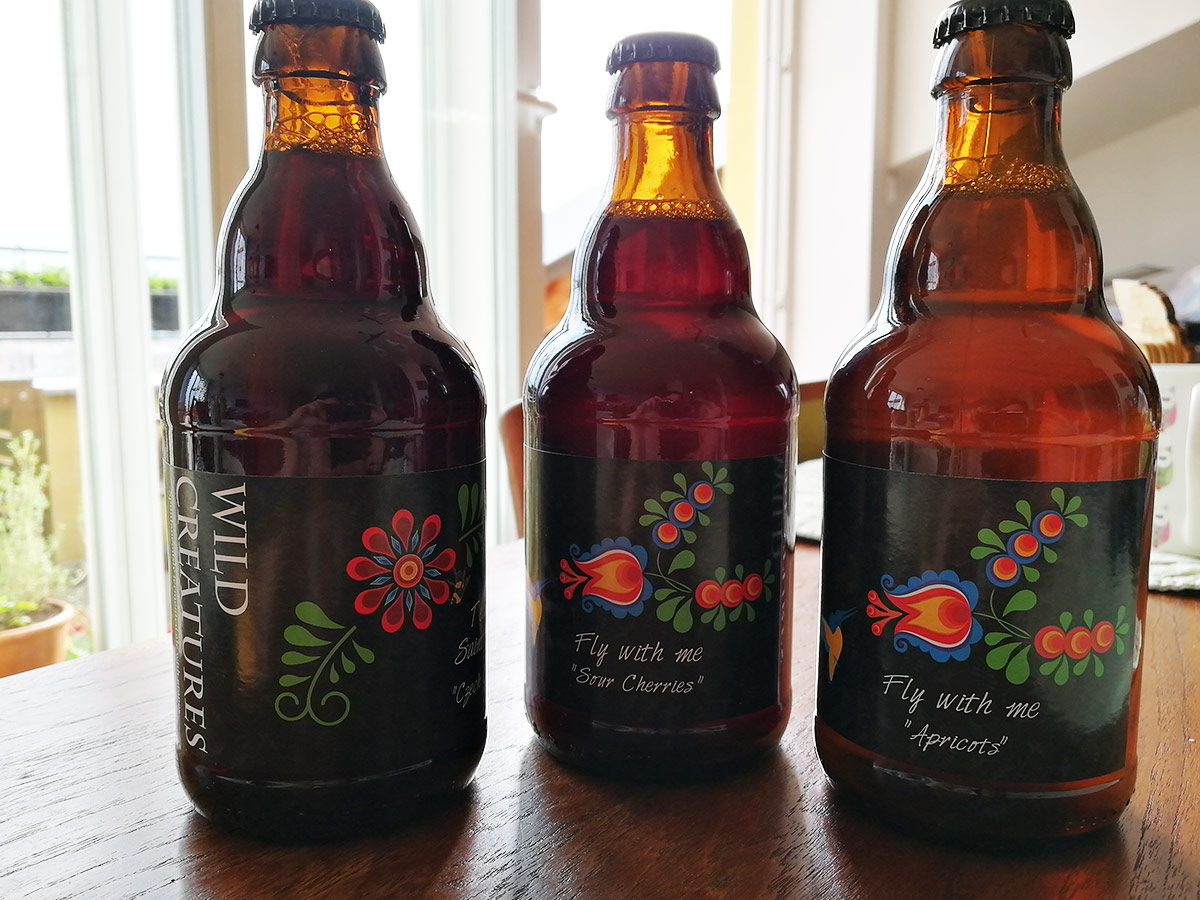 Tasting Some of Czech's Spontaneously Fermented Beers