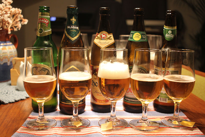 A Czech Lager Comparison: Old School Lagers