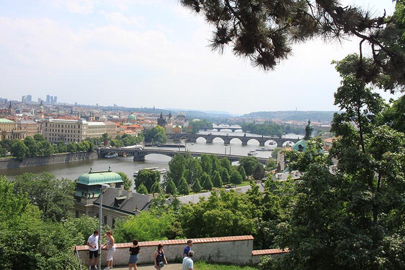 DIY Beer Tour: Prague's Spectacular Views & Microbrews