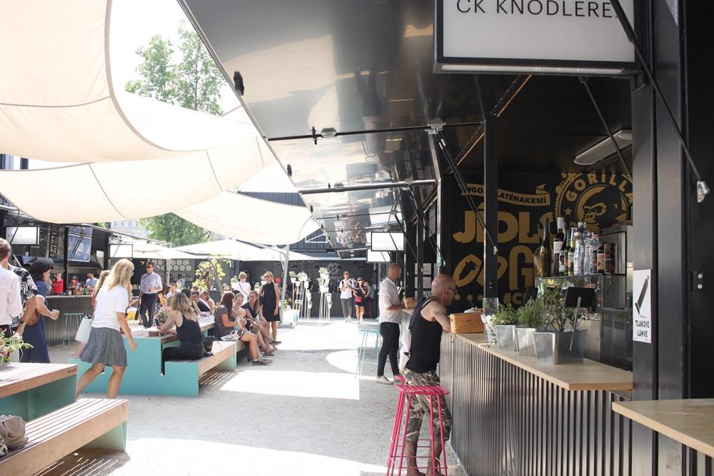 Manifesto Market Prague - Food & Drink Market - Pubs