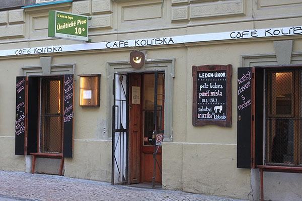 Café Kolíbka