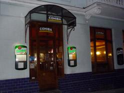 Restaurace Cohiba