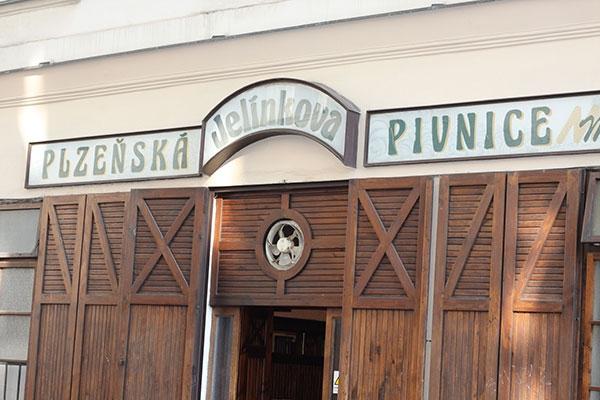 Jelínkova Plzeňská Pivnice