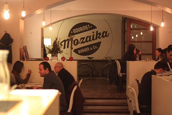 Mozaika Burger & Co