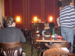 Café Shakespeare a Synove