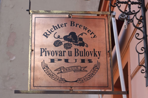 Pivovar u Bulovky