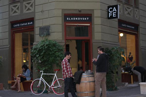 Café Sladkovský