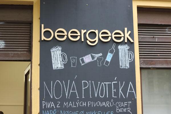 Beer Geek Beer Shop