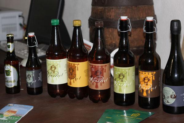 Břevnovský Klašter Beer Shop