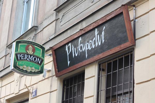 Pivkupectví - Zlý Časy Beer Shop