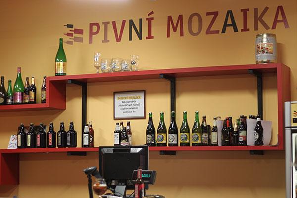 Pivní Mozaika Beer Shop