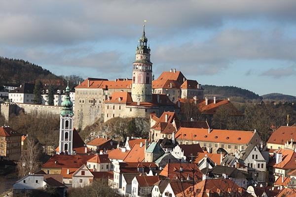 Český Krumlov and Eggenberg Brewery