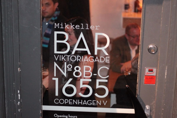 Mikkeller Bar in Copenhagen