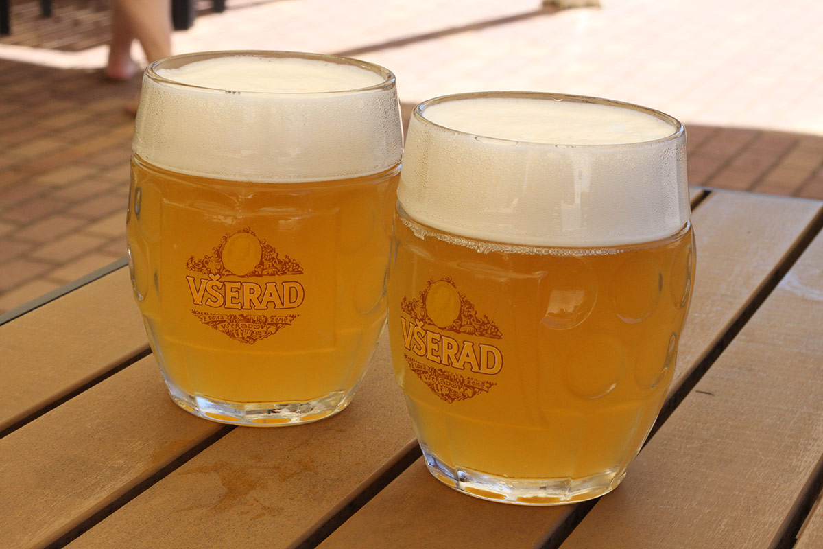 vserad pivovar czech brewery 01 - ЧЕХИЯ САМОСТОЯТЕЛЬНО: 6 АСПЕКТОВ ПУТЕШЕСТВИЯ